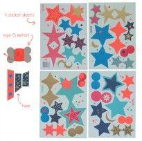 Stars pink (happy stars) - Slingers - Producten | ENGEL. celebrate for life