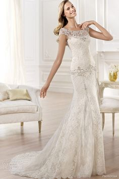 Atelier Pronovias 2014 Wedding Dresses | Wedding Inspirasi