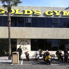 Gold's Gym 'Venice.. The Mecca of Bodybuilding!