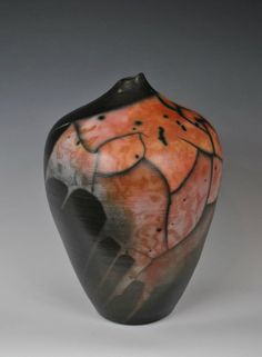 Naked Raku with Ferric Chloride
