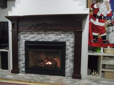 Regencyガス暖炉「P36」納入施工事例
