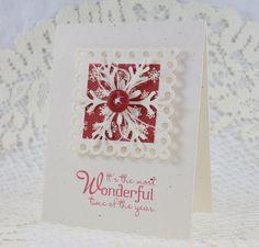 Handmade Card - Christmas