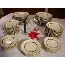 Aparelho De Jantar De Porcelana 153 Peças - Pesquisa Google