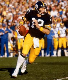 Image detail for -ix completions by steelers qbs ben roethlisberger and terry bradshaw