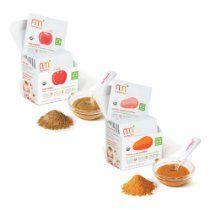 Nurturme Apple/Sweet Potato Variety Pack