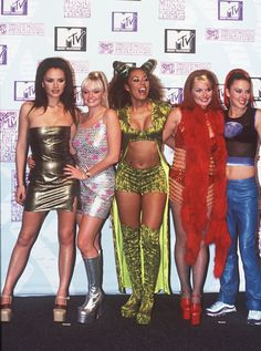 Spice Girl Inspired '90s Fashion Trend: Glamour.com