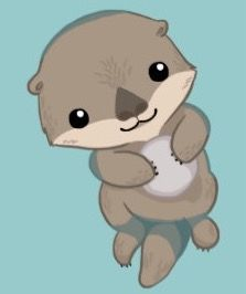 Create your own unique greeting on a Otter Baby card from Zazzle. From birthday, thank you, or funny cards, discover endless possibilities for the perfect card! Otter Cartoon, Baby Cartoon, Otter Pup, Sea Otter, Arctic Animals, Cute Animals, Otter Love, Baby Applique, Baby Otters
