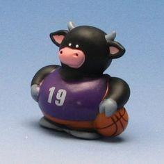 Basketball Cow Nr. 1