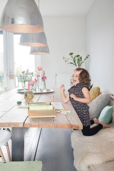 my scandinavian home: A charming and relaxed Dutch home