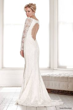 Sassi Holford Wedding Dress 2015 Bridal Collection