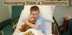 Plan for a full 2-week recovery after your child's tonsillectomy.