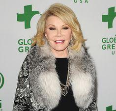 "Joan Rivers Was in ""Good Spirits"" Before Emergency Hospitalization - Us Weekly"