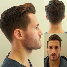 Mens Casual Hair Styles
