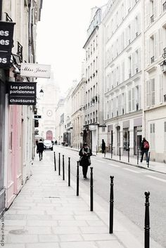 ♔ Paris en Rose