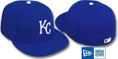 Royals PERFORMANCE GAME Hat by New Era on hatland.com