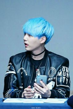 Suga I luv this picture who's made this I luv u