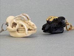 bone jewelry!