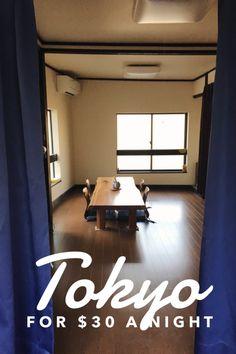 Airbnb in Tokyo — Those Who Wandr #JapanTravel3Weeks
