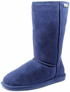 d35a74c0283b BEARPAW Women s Emma Tall 612-W Boot  Shoes Happy Shoes