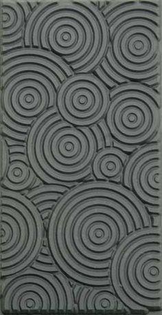 Texture Tile: Deco Circles