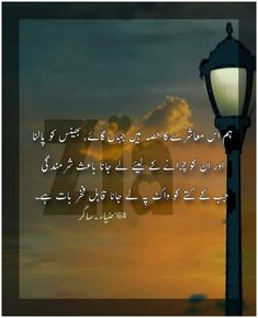 Urdu Thoughts, Deep Words, Urdu Quotes, It Hurts, Literature, Literatura