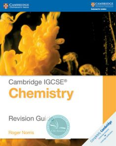 50 best upper secondary igcse chemistry books images on pinterest cambridge igcse chemistry revision guide fandeluxe Image collections