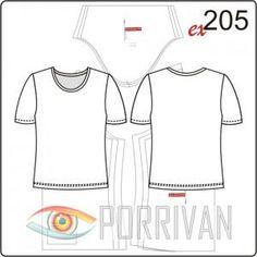 Motif de T-shirts des femmes