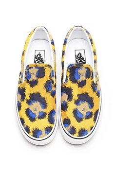 Welcome To The Jungle: Kenzo x Vans Is Back With A Rawr Bang!