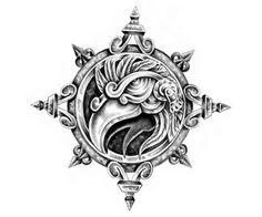 Aztec Tattoo Design Pattern Art                                                                                                                                                                                 More