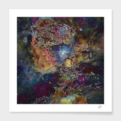 Discover «Orion», Exclusive Edition Fine Art Print by Emilia Telios - From $25 - Curioos