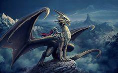 Dragon HD Wallpapers Backgrounds Wallpaper