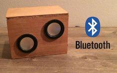 Bluetooth Hoparlor Yapimi