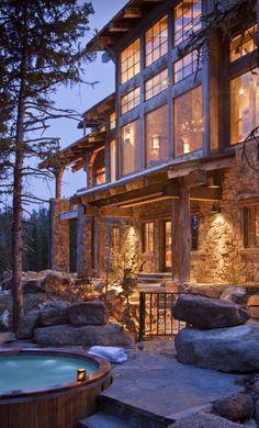 #Luxury-Homes #Luxurydotcom via Houzz