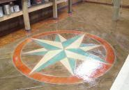 Decorative Concrete Picture & Video Gallery | Engrave-A-Crete