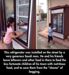 Funny pictures about Wonderful Act Of Kindness. Oh, and cool pics about Wonderful Act Of Kindness. Also, Wonderful Act Of Kindness photos. We Are The World, In This World, I Smile, Make Me Smile, Saudi Men, I Look To You, Believe, Gives Me Hope, Faith In Humanity Restored
