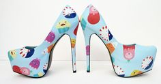 Adventure Time Stilettos