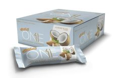 Oh Yeah ONE Bar - Almond Bliss 12 Count ... ...