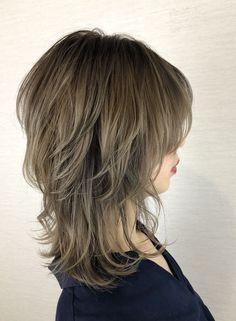 Mullet Hairstyle, Haircuts For Fine Hair, Mullets, Dream Hair, Japan Fashion, Short Cuts, Hair Inspo, Pretty Hairstyles, Hair Growth