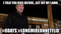 Longmire Tv Series, Walt Longmire, Get Off My Lawn, Prodigal Son, Best Tv, Greys Anatomy, All About Time, Tv Shows, Ems