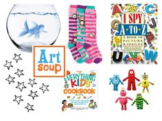 Out of the Box kids birthday gift ideas