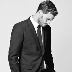 photo of Jamie from #FIFTYSHADES promo shoot