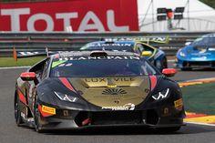 Lamborghini Trofeo 2016: Luxevile e Veloso Motorsport sem sorte em Spa