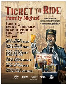 ChiIL Mama: WIN Dinner For 4 and a Free Ticket to Ride Download On Steam ($58) Via Old Country Buffet, Ryan's, Hometown Buffet, Country Buffet – and Furr's Fresh Buffet