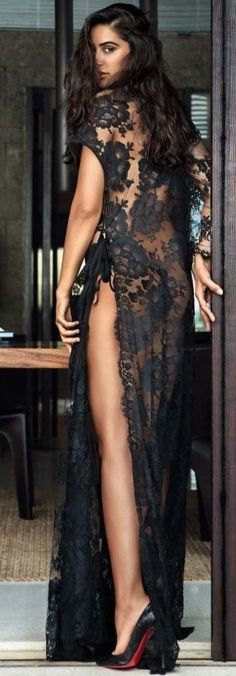 black lace ♥✤ | Keep the Glamour