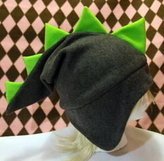 82d450c4777 Adorable dinosaur hat - RawR!