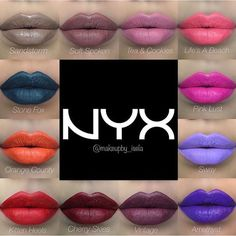 NYX Liquid Suede - July