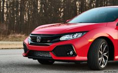 2017+Honda+CIVIC+Si+Coupe+and+Sedan+Rock+205HP+Turbos,+In+Stores+Next+Month