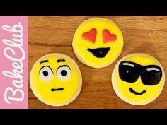 Emoji Cookies - BakeClub