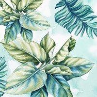 Framed Jungle Foliage