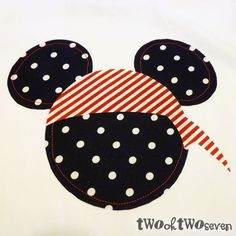 pirate mickey shirt